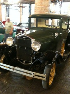 We have several antique cars currently available.